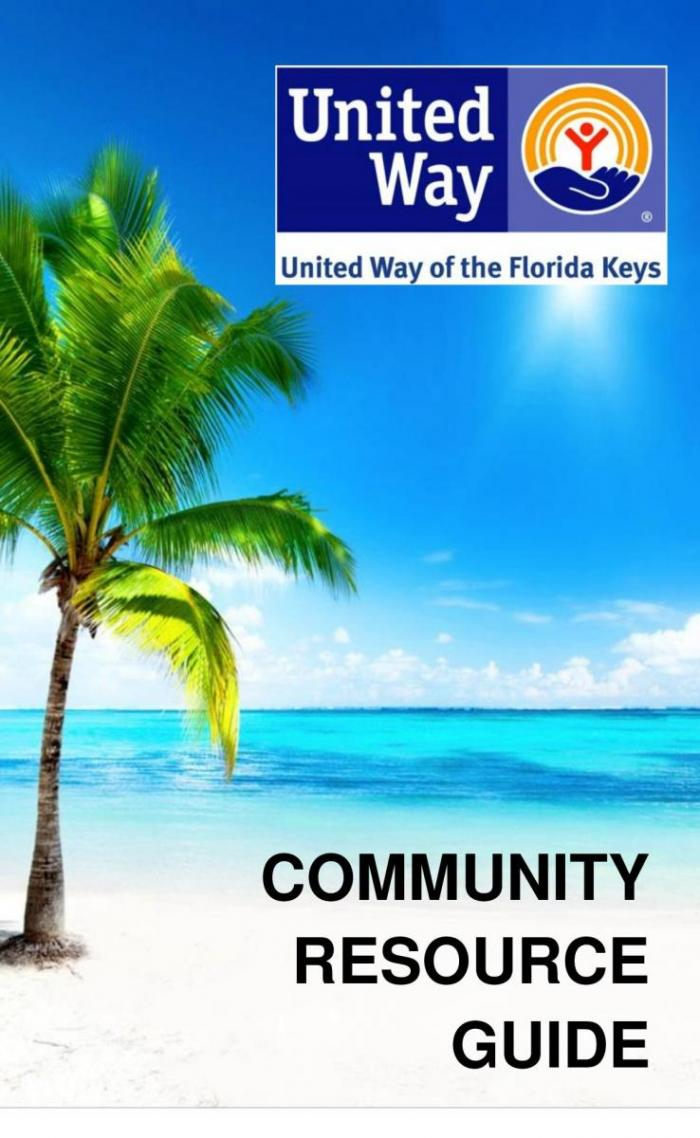 2017 community resource guide available through united way.