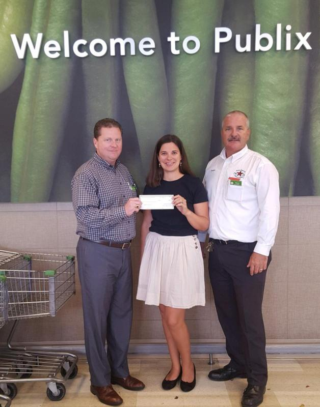 Donation From Publix Super Markets Charities Makes United Way Of The  Florida Keysu0027 Life Changing Work Possible