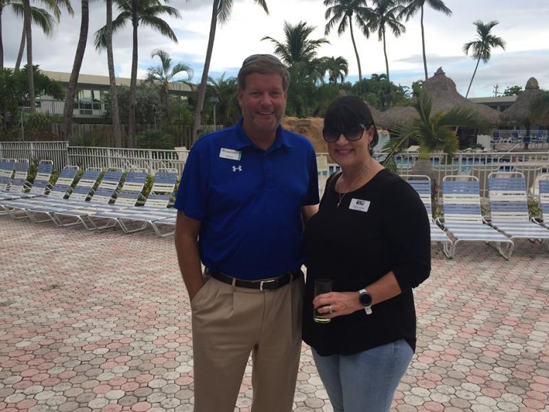 Thanks to Key Largo Chamber and Holiday Inn for hosting and everyone who supported our Upper Keys Kick-off Party!