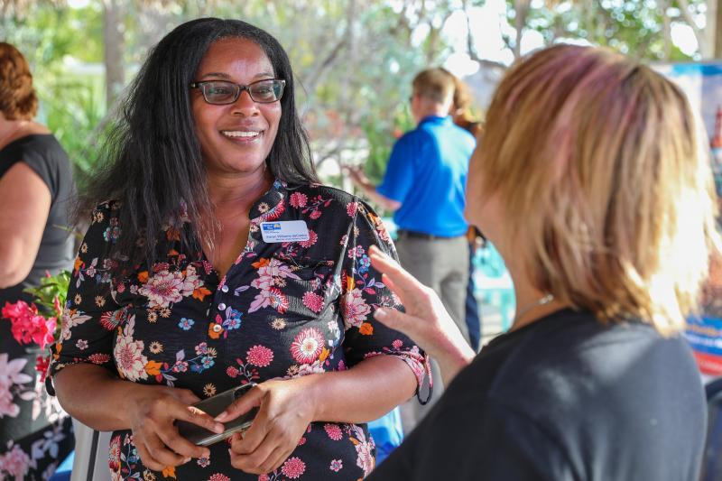UWCK Local Advisory Board member Karen Williams-deCastro.